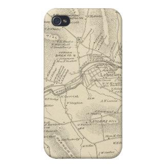 Lebanon, Grafton Co iPhone 4/4S Covers