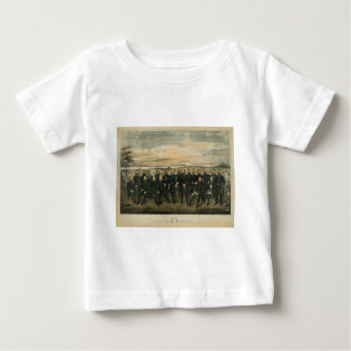 Lee And His General by Americus Patterson (1904) Baby T-Shirt