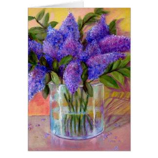 Lee s Lilacs Card
