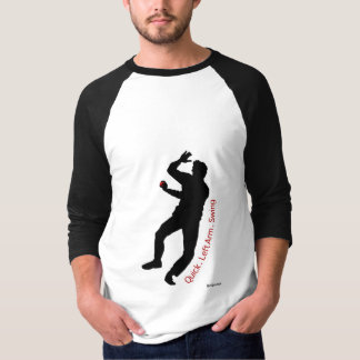 Left Arm Swing t shirt