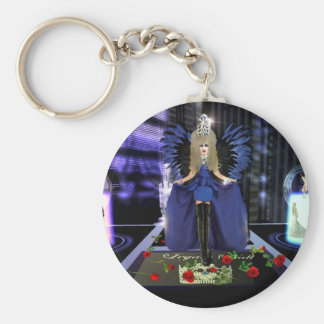 Legacy Ball:  Miss Sheneeda Drink Key Ring