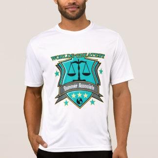 Legal World's Greatest Summer Associate T-Shirt