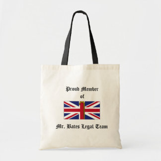 LegalBates tote Canvas Bag