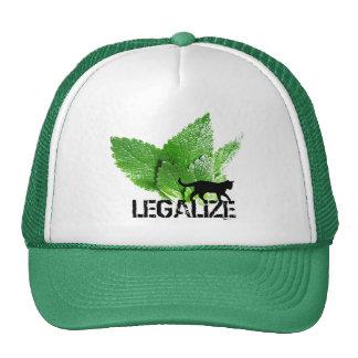 LEGALIZE CAP