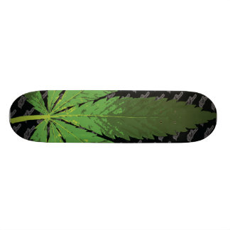 Legalize It! 21.6 Cm Old School Skateboard Deck