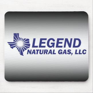 Legend Natural Gas Mouse Pad