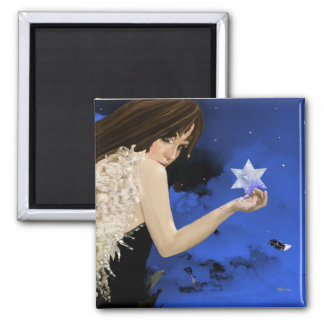 Legend of the Blue Star! Magnets