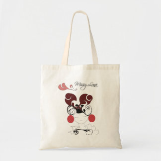 Legendary Miss Moon Tote Bag