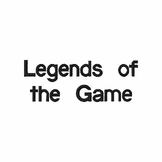 Legends of the Game Polo Shirt