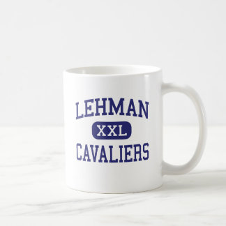 Lehman - Cavaliers - High School - Sidney Ohio Coffee Mug
