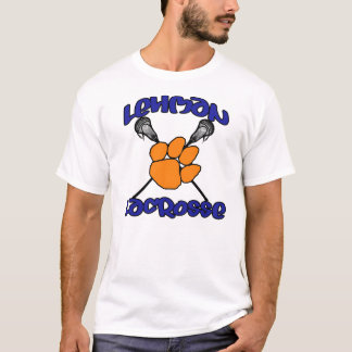 Lehman Lacrosse T-Shirt