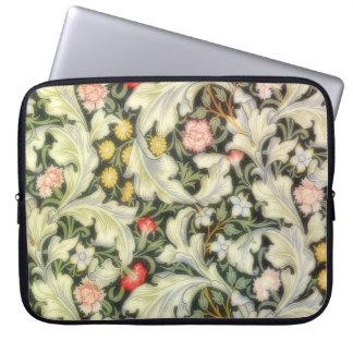 Leicester Vintage Floral Laptop Sleeve