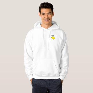 Lemon squads hoodie for males.