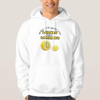 Lemonade - Basic Hooded Sweatshirt