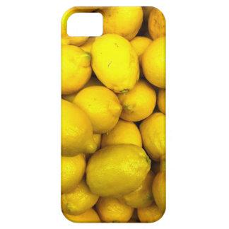 Lemons case iPhone 5 cover