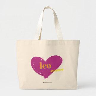 Leo 2 large tote bag