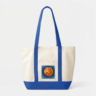 Leo Astrological Zodiac Sign Tote Bag