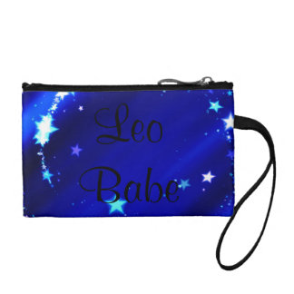 Leo Babe Bagettes Bag Change Purse
