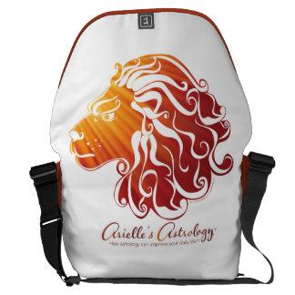 Leo Large Messenger Bag
