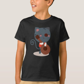 Leon the Lute Player from Fairy Tale Kingdom T-Shirt