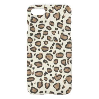 Leopard Animal Pattern iPhone 7 Case