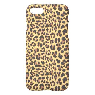 Leopard Animal Skin Pattern iPhone 7 Case
