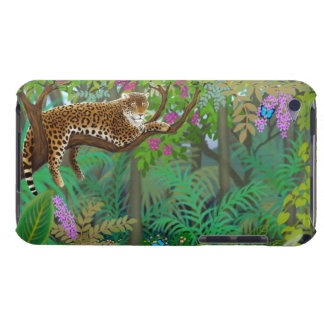 Leopard at Rest iPod Touch Case