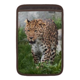 Leopard Photo Macbook Air Sleeve