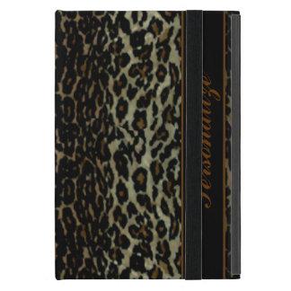 Leopard Powis iCase iPad Mini Case with Kickstand