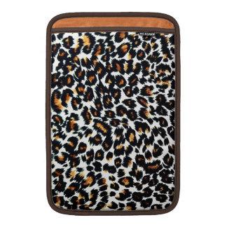 Leopard Print MacBook Sleeve