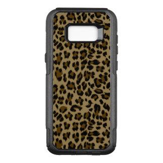 Leopard Print OtterBox Samsung Galaxy S8+ Case
