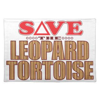 Leopard Tortoise Save Placemat