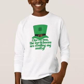 Leprechauns Stealing Sanity shirts & jackets