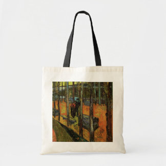 Les Alyscamps (Cemetery) by Vincent van Gogh Tote Bag