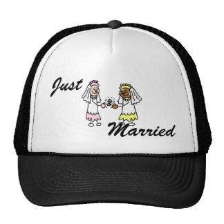 Lesbian Diamonds Trucker Hat