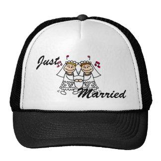 Lesbian First Dance Trucker Hat