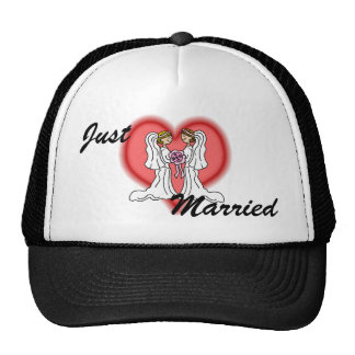 Lesbian Wedding Cap