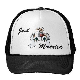 Lesbians & Preacher Trucker Hat