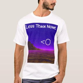less than none T-Shirt