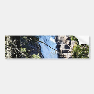 Lester Park Waterfall Bumper Sticker