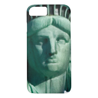 Let Freedom Ring Statue Of Liberty Close Up iPhone 7 Case