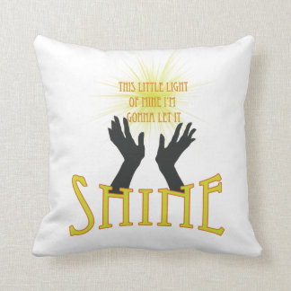Let It Shine Cushion