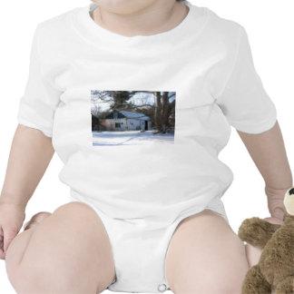 Let it Snow Baby Bodysuit