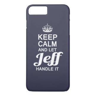 Let Jeff handle it! iPhone 8 Plus/7 Plus Case