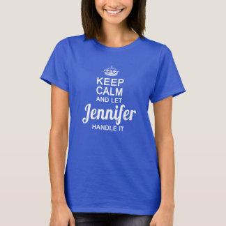 Let Jennifer handle it T-Shirt
