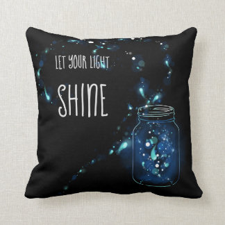 Let Your Light Shine Cushion