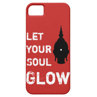 Let your soul glow buddha cover
