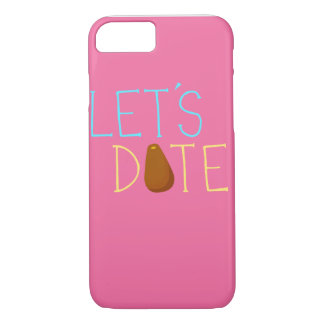 Let's date iPhone 8/7 case