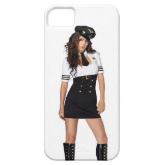 Lets Fly Captain-Pilot Girl Barely There iPhone 5 Case