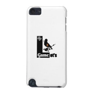 Let's Game Logo Ipod 5G Case iPod Touch 5G Covers